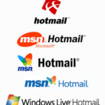 Hotmail Logo Evolution
