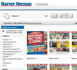 Harvey Norman Catalogue Online