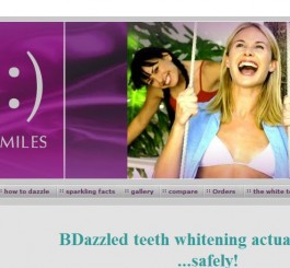 bdazzled.com.au Teeth Whitening