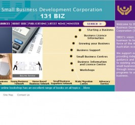 Small Business Development Corporation