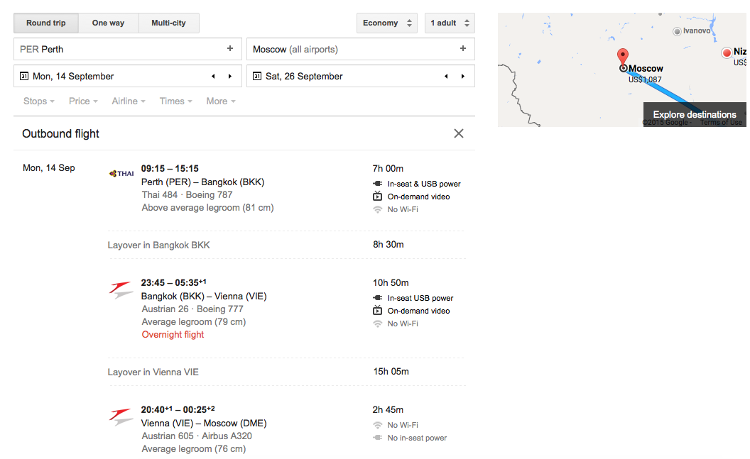 how to search for cheap flights by date