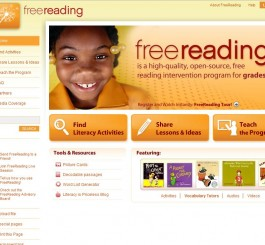 Freereading.net - Literacy Intervention Program