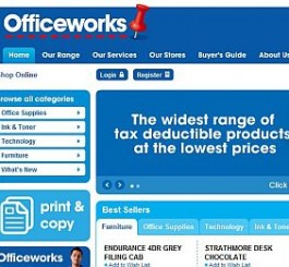 Officeworks - www.officeworks.com.au