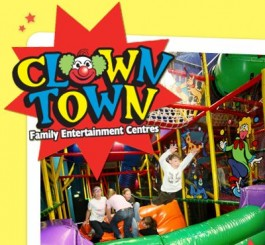 www.Townclown.com.au - Indoor Play Gym