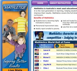 www.mathletics.com.au Maths Games