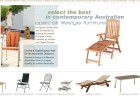 outdoor furniture australia