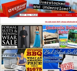 www.overship.com.au Onine Shopping
